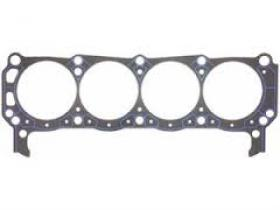 FELPRO STEEL WIRE RING HEAD GASKET. Suit 289,302,351 Windsor 4.100 Bore .041 Thick 9.0cc