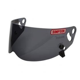 SIMPSON - Simpson 1021 Smoke Shield-Speedway RX, Diamondback & X-Bandit Helmet