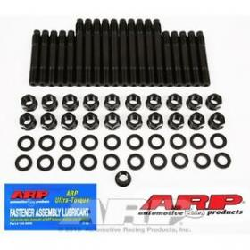 ARP Main Stud Kit 4 Bolt Main Chevy Big Block Chromoly Hardened Washers And High Strength Hex Nuts