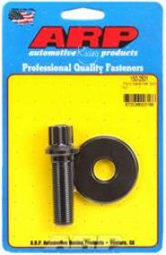 ARP Harmonic Balancer Bolt, Chromoly, Black Oxide, 12-Point, Ford, V8