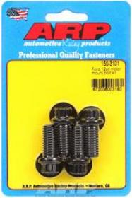 ARP ENGINE Mount Bolts, Black Oxide, 12-Point, Mount to Frame, Ford, 255, 260, 289, 302, 351W,