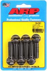 ARP Bellhousing Bolts, Hex, 7/16-14 in. Thread, Steel, Black Oxide, Ford, 289, 302, 351W, Kit