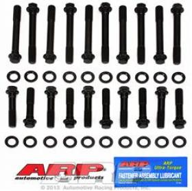 ARP Cylinder Head Bolts, High Performance, Hex Head, Ford, 351W, with Stock, Edelbrock Performer, RPM Heads, Kit