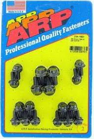 ARP OIL PAN BOLTS 12 Point Black Oxide Suit Early 289-351W 302-351C