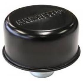 AeroFlow  Breathers Black Flange OD 1'' Filter  PUSH IN