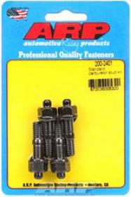 ARP Carburetor Studs, Black Oxide, 5/16-18/24 in. x 1.700 in. Long, Set of 4