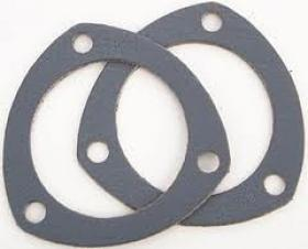 FELPRO EXHAUST COLLECTOR GASKETS Triangle 3 1/2''