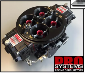 PRO SYSTEMS 1220cfm Dominator(4500) BLACK