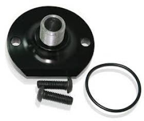 Billet Oil Bypass Eliminator SBC Black