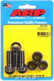 ARP Torque Converter Bolts, 7/16-20 in, 12-Point, Steel, 10 in. Converters, GM, TH350, TH400, 200-4R, Kit