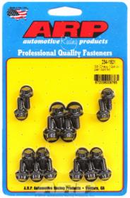 ARP 234-1801 Oil Pan Bolt Kit, Chev Small Block, 12 Point ,Black
