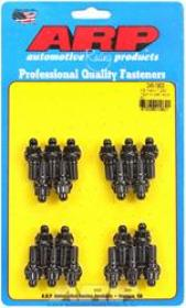 ARP Oil Pan Stud Kit, Black Oxide, 12-Point Bolt, Big Block Mopar Keith Black Hemi, 1.300 in. Long, Kit