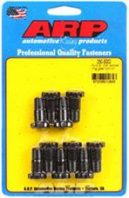 ARP Ring Gear Bolts, Chromoly, Black Oxide, 7/16 in.-20, .940 in. Length, Ford, 9 in., Set