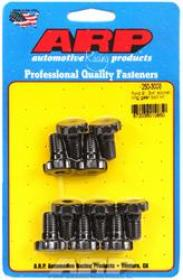 ARP Ring Gear Bolts, Chromoly, Black Oxide, 7/16 in.-20, .750 in. Length, Ford, 9 in., Set