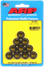 ARP  Nut Kit 8740 Chrome Moly M10-1.25, 12 Point (10 Pack)