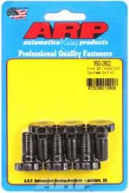 ARP Flywheel Bolts, Pro Series, Chromoly, Black Oxide, 12-Point, 7/16 in. x .925 in., Ford, 351W, Set of 6