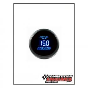 INNOVATE DB Air/Fuel Ratio Gauge 2 1/16 LED Blacked Out When Off