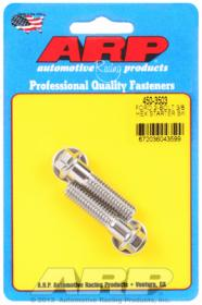 ARP Starter Bolt Kit, Stainless Steel, Ford, 3/8