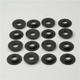 COMP Cams Valve Spring Locators - Inside,Steel,.060 in. Thick,1.510 in. O.D.,.570 in. I.D.,.970 in. Spring I.D.,Set of 16