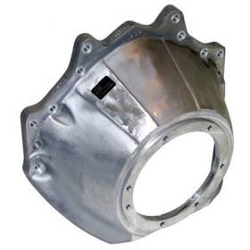 J.W Performance Ultra Bell Alloy Bellhousing SFI-30.1 Certfied Suit Small Block Ford 164-Tooth To C4-C10 Trans