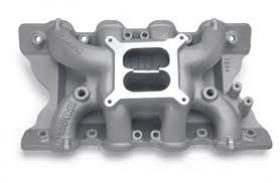 EDELBROCK RPM AIR-GAP Suit 302-351 Clevaland 2V