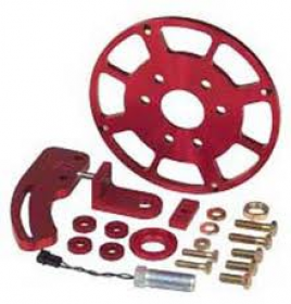 MSD SBC 7'' BALANCER FLYING MAGNET CRANK TRIGGER KIT