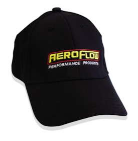 <strong>Aeroflow Black Cap </strong><br />Large