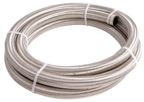 <strong>100 Series Stainless Steel Braided Hose -12AN </strong><br />30 Metre