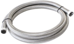 <strong>111 Series Stainless Steel Braided Cover - 60mm </strong><br />4.5 Metre Roll