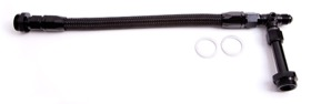 <strong>Carburettor Inlet Rail Kit -6AN</strong><br /> Black Finish. Suits Holley Dual Fuel Line