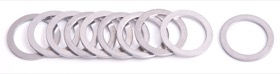 <strong>Aluminium Crush Washers -4AN (10 Pack) </strong><br />11mm (7/16&quot;) I.D