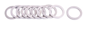 "<strong>Aluminium Crush Washers (10 Pack)</strong> <br /> 13mm (33/64"") I.D"