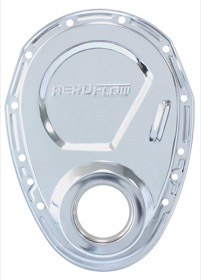 <strong>Chrome Timing Cover </strong><br />Suit SB Chev