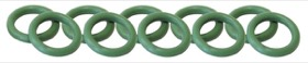<strong>Viton O-Rings -6AN (10 pack)</strong><br /> Replacement O-Rings suit Air Conditioning fittings