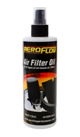 <strong>Air Filter Oil </strong><br />Restore your reusable cotton fabric air filter performance, 296ml pump bottle