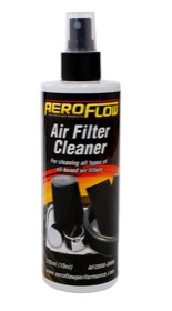 <strong>Air Filter Cleaner </strong><br />Restore your reusable cotton fabric air filter performance, 296ml pump bottle