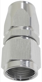 <strong>200 / 570 Series PTFE Straight Hose End -3AN </strong><br />Silver Finish. Suit 200 Series Hose