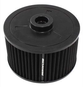 <strong>Replacement Round Air Filter Element</strong><br /> Suit 1996-2005 Toyota Landcruiser & Hilux 2.7, 3.0L (A1397)
