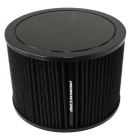<strong>Replacement Round Air Filter Element</strong><br /> Toyota Hilux 2.7L, 3.0L, Ford Ranger & Mazda BT50 2.5L, equivalent to A1541