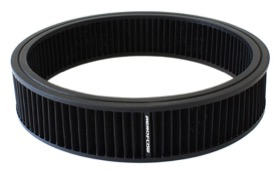 <strong>Replacement Round Air Filter Element</strong><br /> 14&quot; x 2-1/4&quot;, washable cotton filter element.