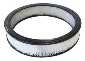 "<strong>Replacement Round Air Filter Element</strong><br /> 14"" x 3"", paper element equivalent to A133"