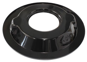 <strong>14&quot; Air Cleaner Base Only</strong><br />Black, Recessed 1-1/8&quot; Suit 5-1/8