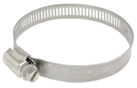 <strong>Stainless Hose Clamp 27-51mm</strong><br /> 10