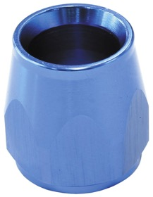 <strong>PTFE Hose End Socket -10AN</strong><br />Blue Finish. Suit 200 & 570 Series Fittings Only