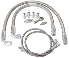 <strong>Turbo Oil & Water Feed Line Kit</strong><br /> Suit Nissan SR20 S14 and S15