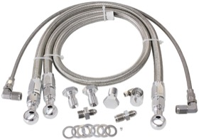 <strong>Turbo Oil & Water Feed Line Kit</strong><br /> Suit Nissan RB30
