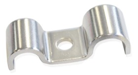 "<strong>Dual Stainless Steel Hard line Clamps (6 Pack) </strong><br />Suits 5/16"" & 3/8"" Hard line"