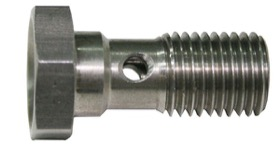 <strong>Stainless Steel Banjo Bolt M10 x 1.25mm</strong> <br /> 20mm Length