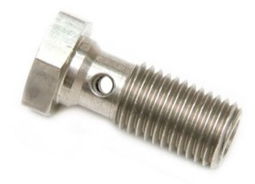 <strong>Stainless Steel Banjo Bolt M10 x 1.5mm</strong> <br /> 20mm Length