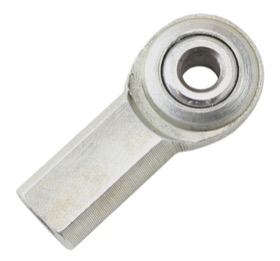 "<strong>Rod End</strong><br /> 1/4"" Hole, Right Hand 10-32 UNF thread"
